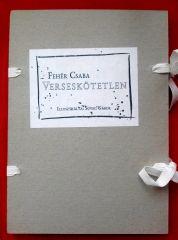Fehér Csaba: Verseskötetlen