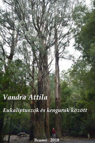 MEGJELENT! – Vandra Attila: Eukaliptuszok és kenguruk közt
