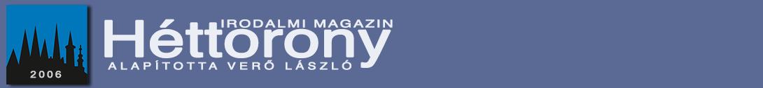7torony Irodalmi Magazin